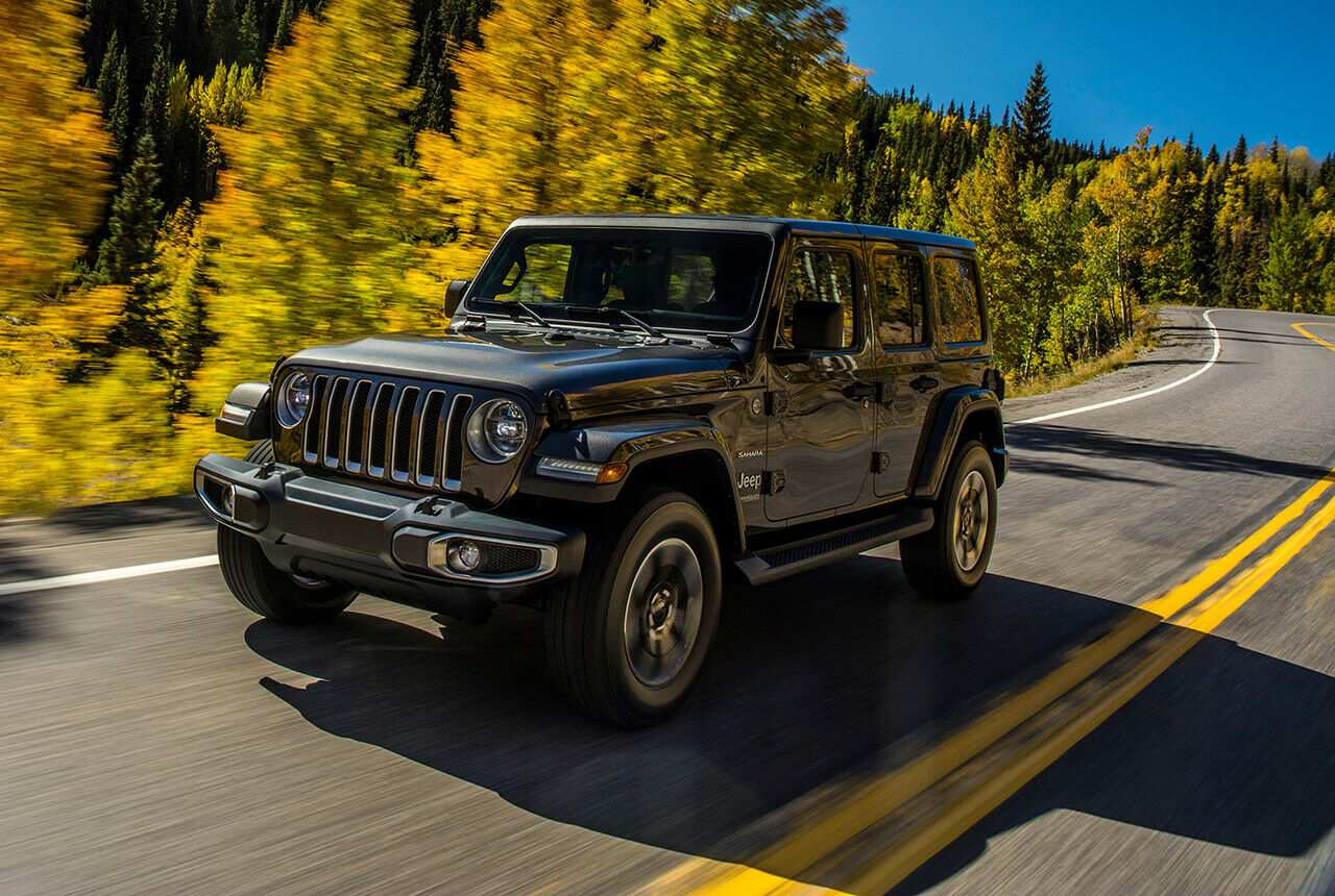 66 All New Jeep Sahara 2020 Price And Release Date