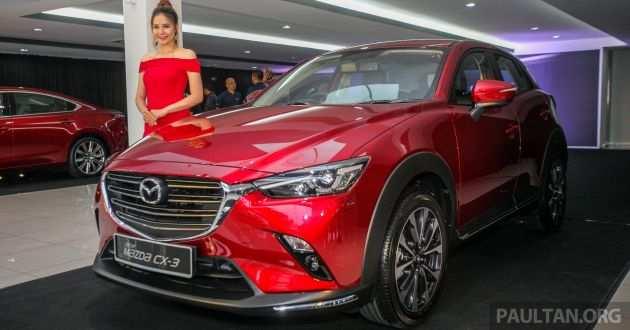 66 All New Mazda Cx 3 2020 Redesign