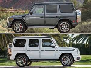 66 All New Mercedes 2019 G Wagon History