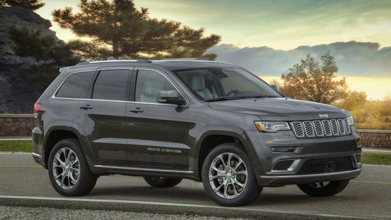 66 All New New Jeep Models For 2020 Interior