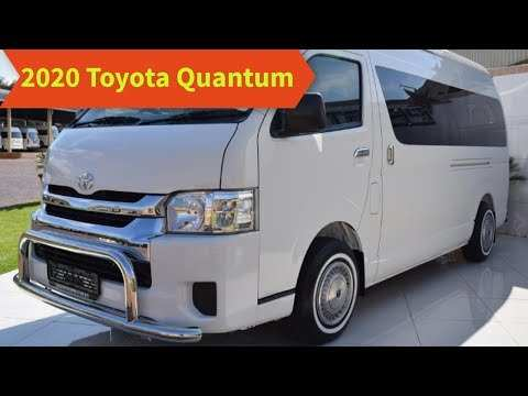66 All New Toyota Quantum Gl 2020 New Model And Performance