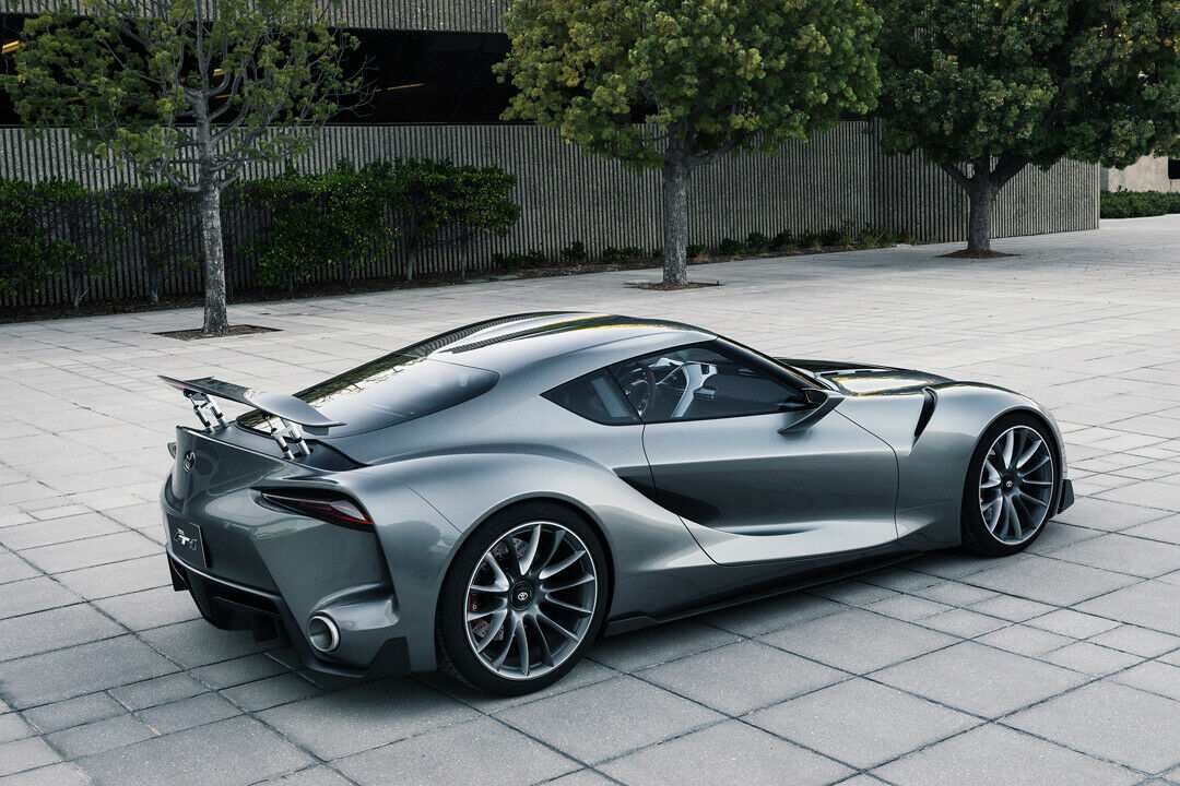 66 Best 2019 Toyota Ft 1 Style
