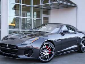 2020 Jaguar F Type Lease