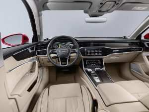 66 New 2019 Audi A6 Specs Price Design and Review