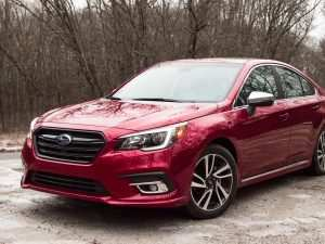 66 New 2019 Subaru Legacy Review Rumors