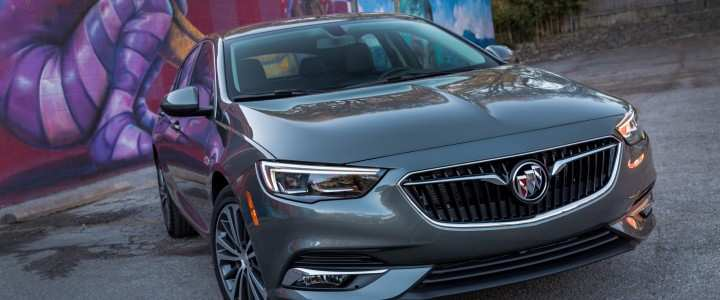 66 New 2020 Buick Regal Avenir Review And Release Date
