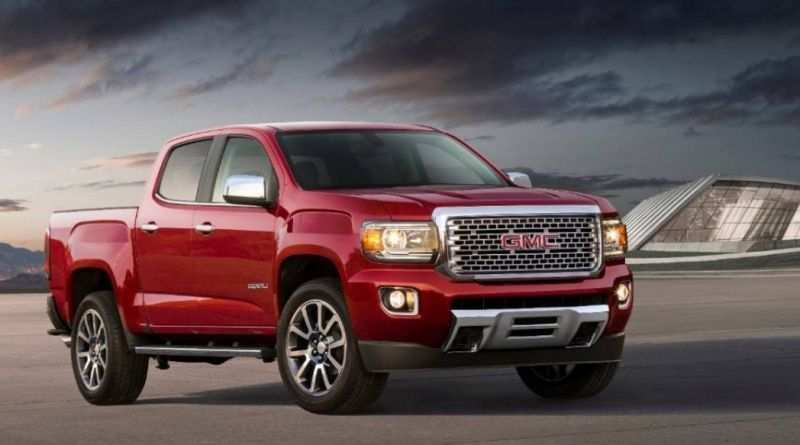 66 New 2020 Gmc Canyon Redesign New Concept