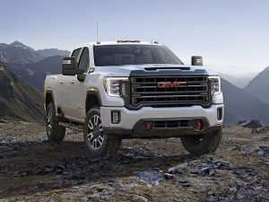 66 New 2020 Gmc Sierra 2500 Engine Options Concept and Review
