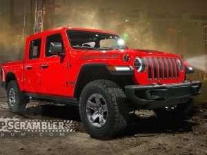 66 New Jeep Brute 2020 History
