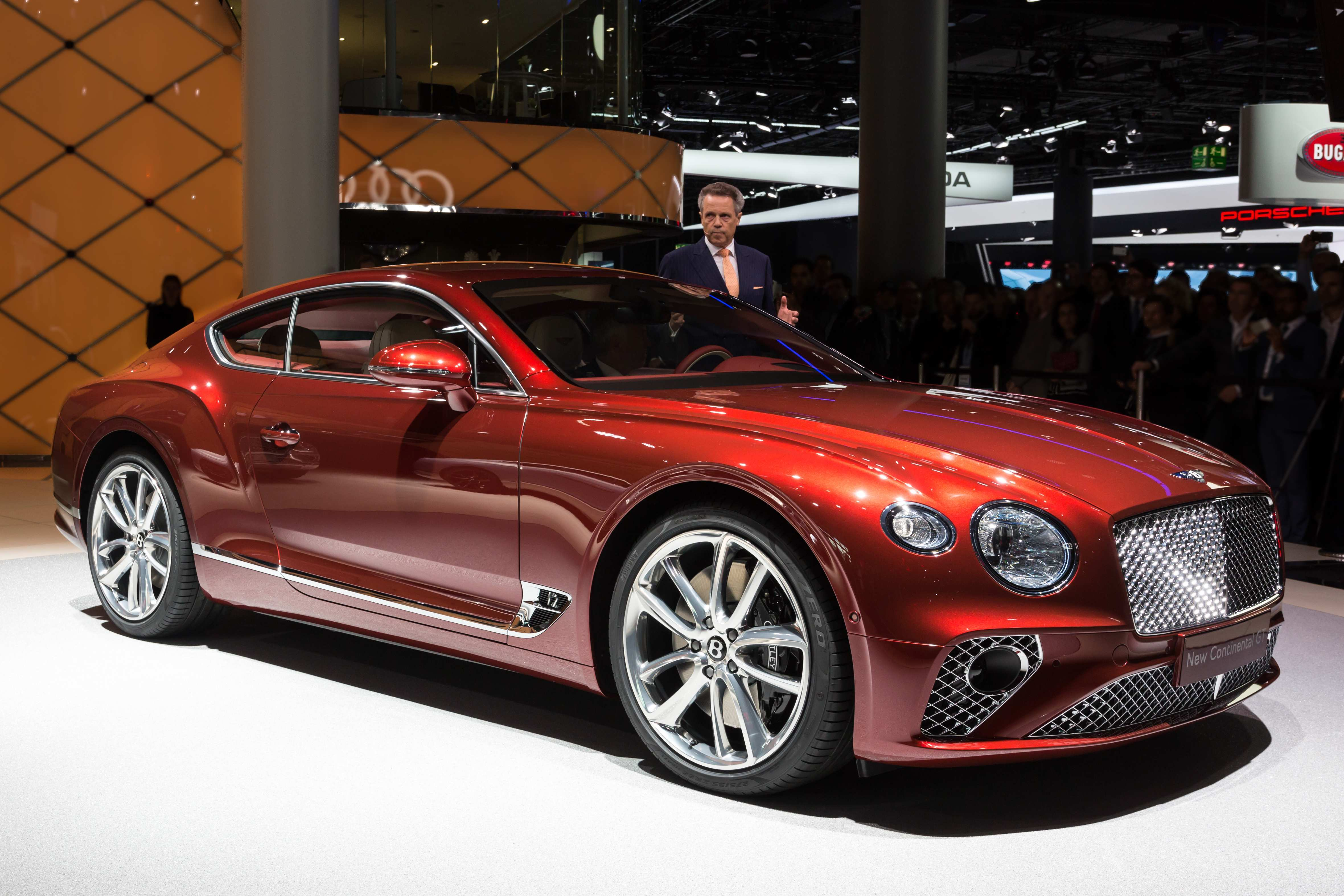 66 The 2019 Bentley Continental Gt Release Date Review And Release Date