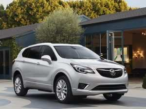 66 The 2019 Buick Envision Review History