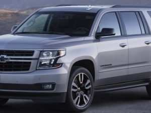 66 The 2019 Chevrolet Suburban Rst Performance Package Pictures