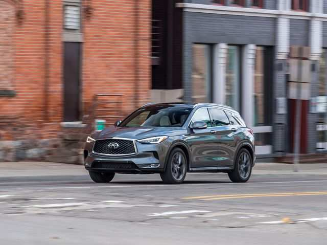 66 The 2019 Infiniti Gx50 Configurations
