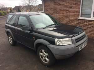 66 The 2019 Land Rover Freelander 3 History