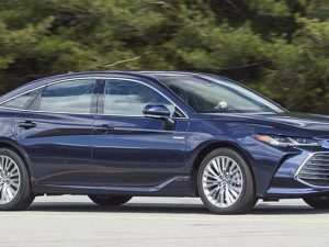 66 The 2019 Toyota Avalon Review New Model and Performance