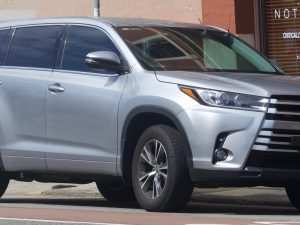 66 The 2020 Toyota Highlander Concept Price Design and Review