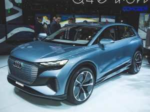 66 The Audi Electric Suv 2020 Redesign and Concept