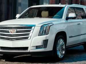 66 The Best 2019 Cadillac Pics First Drive