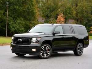 66 The Best 2019 Chevrolet Suburban Rst Performance Package Release
