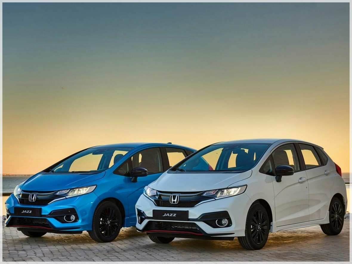 66 The Best 2019 Honda Fit Rumors Spesification