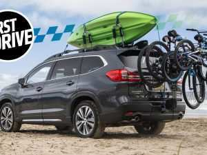 66 The Best 2019 Subaru Third Row Research New