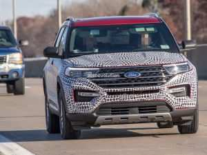 66 The Best Ford 2020 Driverless New Model and Performance