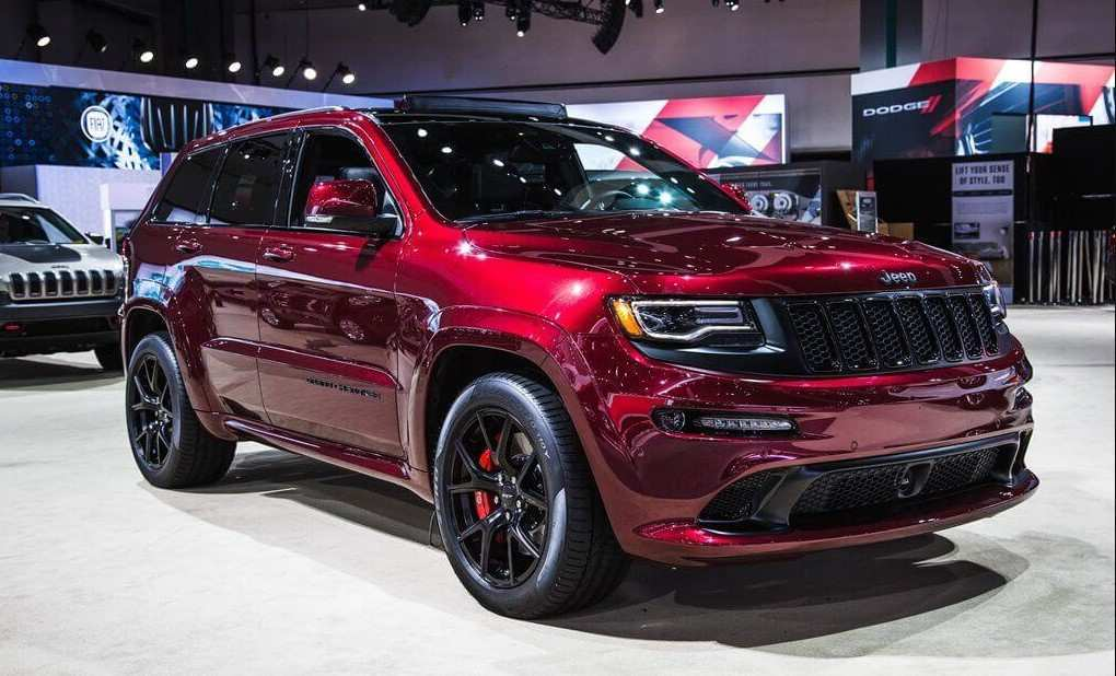 66 The Best Jeep Grand Cherokee Srt 2020 Exterior And Interior