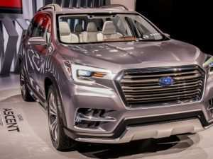66 The Best Subaru 2019 Truck Interior