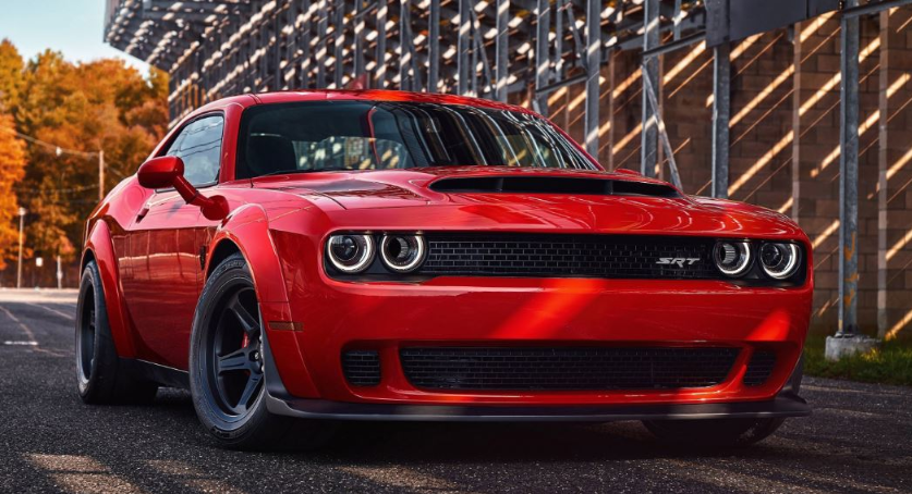 66 The Dodge Hellcat 2020 Performance