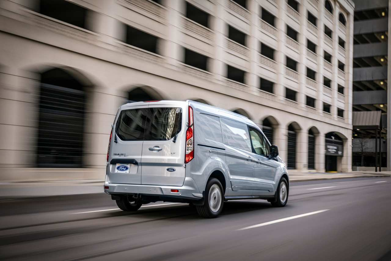 66 The Ford Transit Connect 2020 Redesign