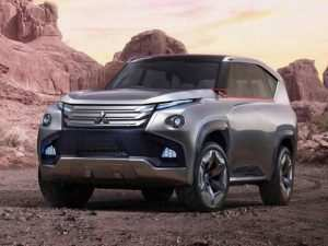 66 The Mitsubishi New Pajero 2020 Redesign and Review