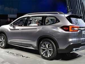 Subaru Changes For 2020