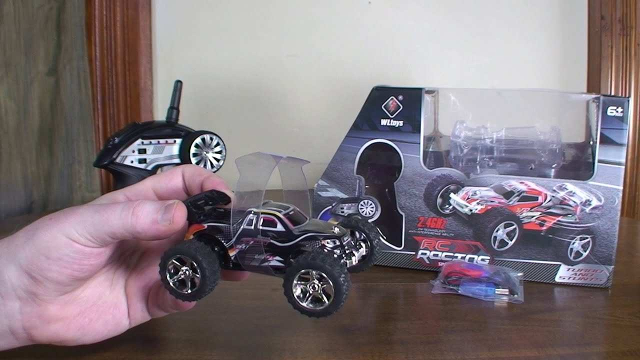 66 The Wltoys 2019 Mini Buggy Picture