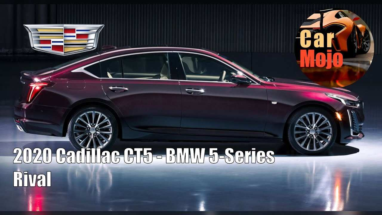 66 The Youtube 2020 Cadillac Ct5 Wallpaper