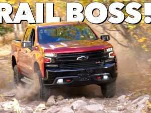 67 A 2019 Chevrolet Silverado 1500 Review Spy Shoot