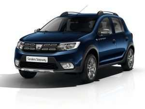67 A 2019 Dacia Sandero Stepway New Model and Performance
