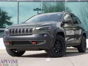 67 A 2019 Jeep Cherokee Trailhawk New Concept