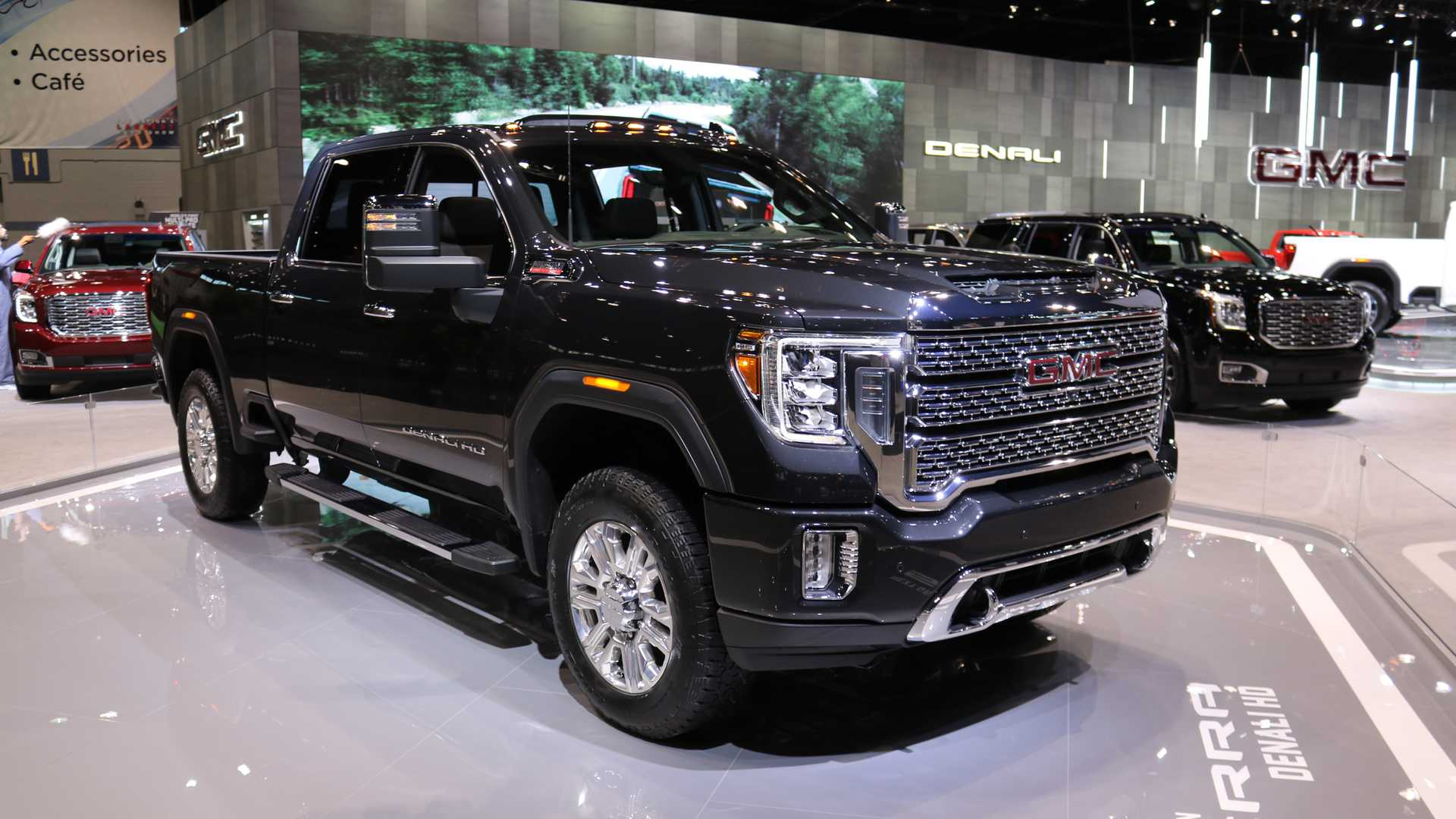 67 A 2020 Gmc Yukon Pictures Release