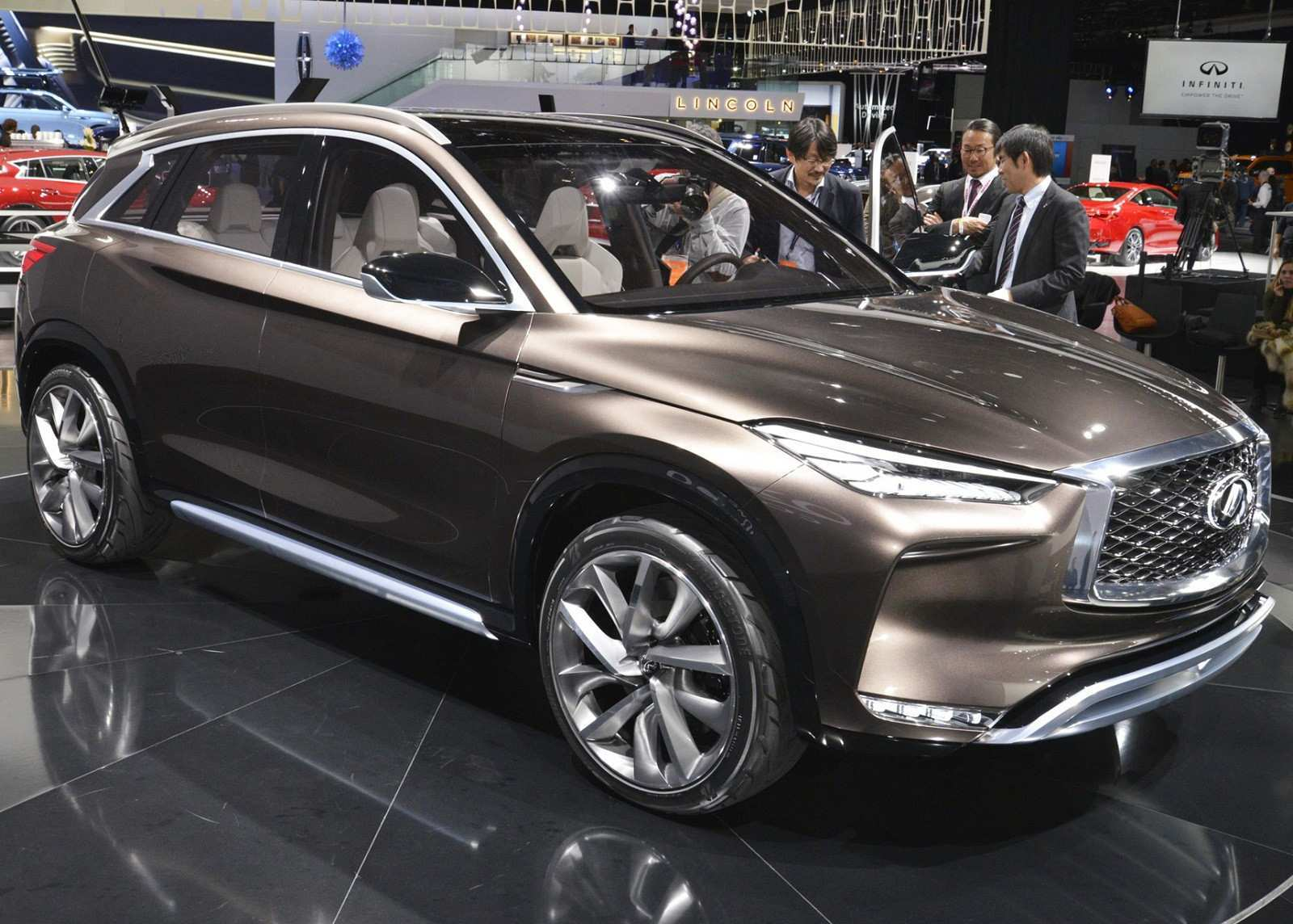 67 A 2020 Infiniti Cars Concept