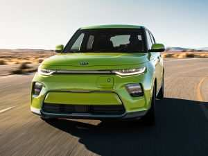 67 A 2020 Kia Soul Ev Availability Interior