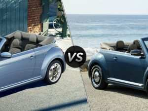 67 A 2020 Vw Beetle Convertible Picture