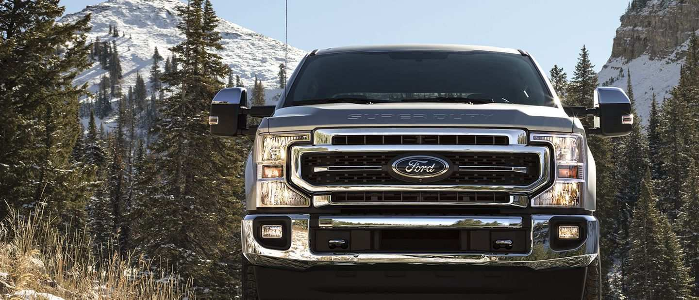 67 A Ford Super Duty 2020 Changes Spy Shoot