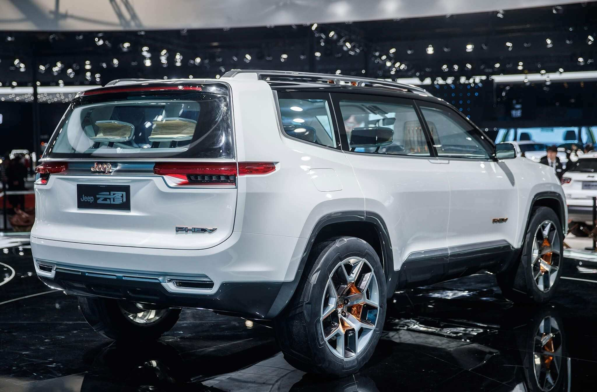 67 A Jeep Grand Cherokee 2020 Redesign And Concept