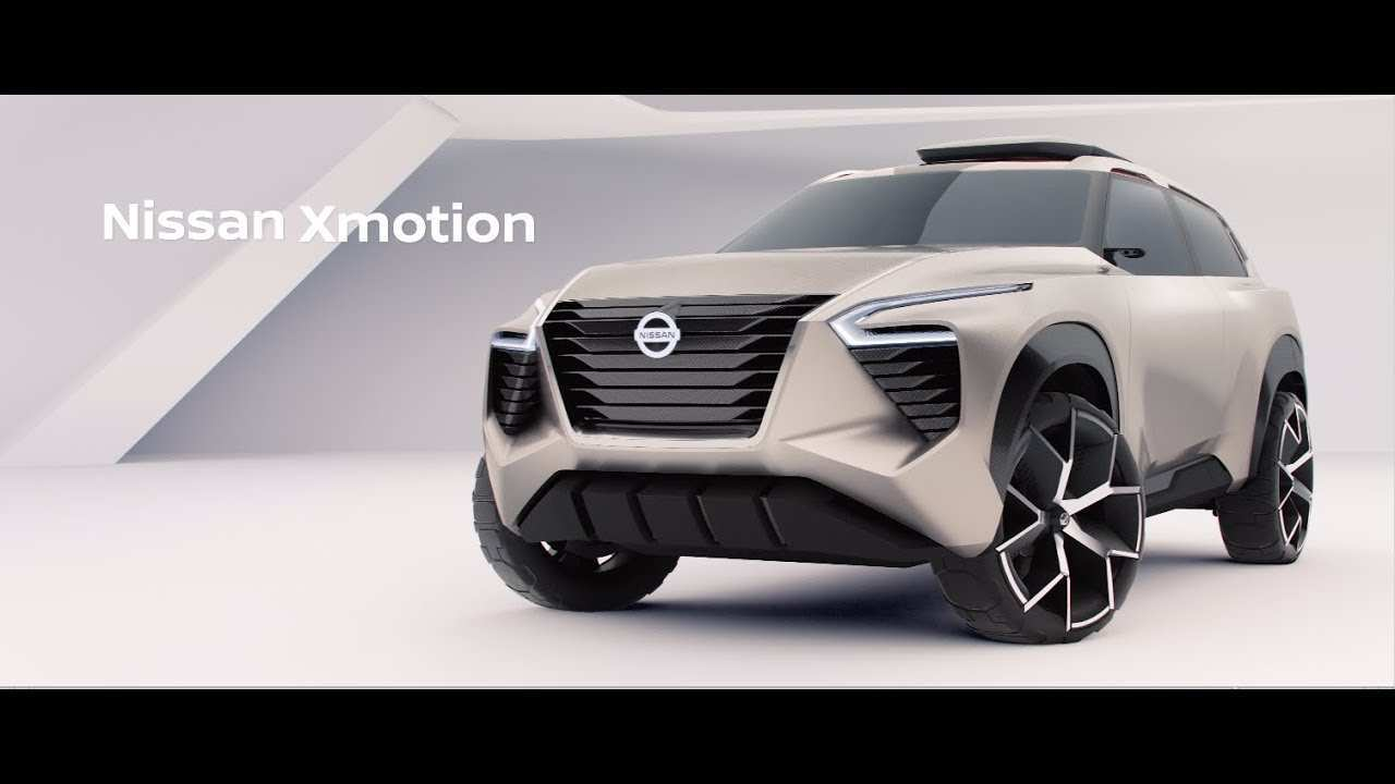 67 A Nissan Xmotion 2020 Review And Release Date