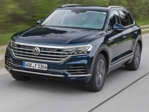 67 A Touareg Vw 2019 Reviews