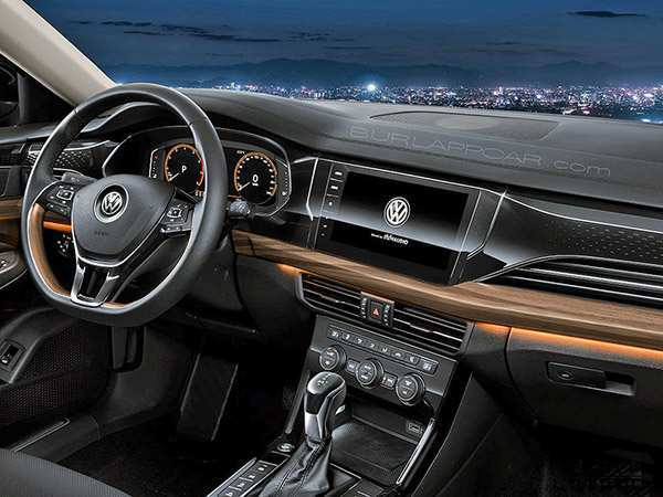 67 A Volkswagen Passat 2020 Interior Price And Release Date