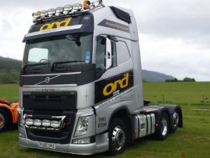 67 A Volvo Fh16 2020 Overview