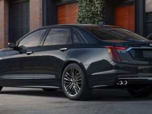 67 All New 2019 Cadillac V8 Picture