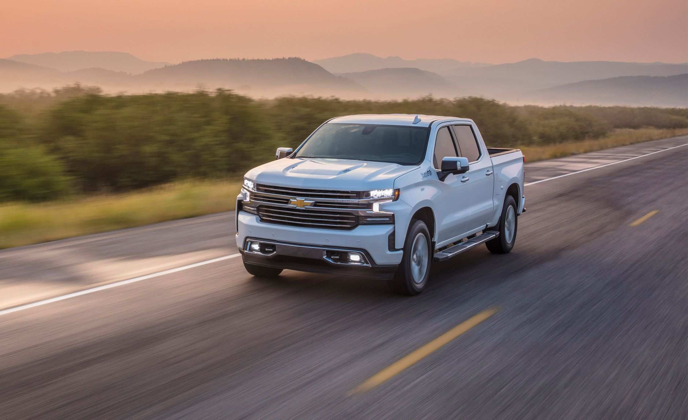 67 All New 2019 Chevrolet 1500 Performance And New Engine