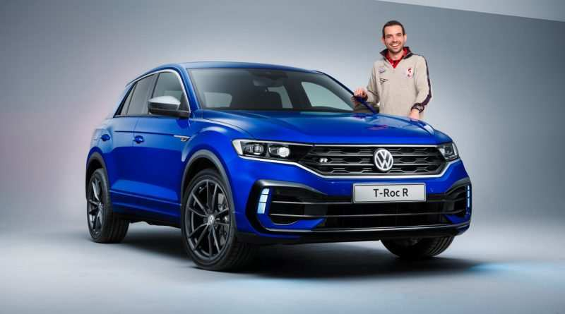 67 All New 2019 Volkswagen T Roc Redesign And Concept